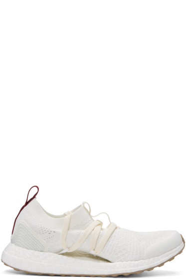 adidas by Stella McCartney - Off-White Ultra Boost X Sneakers