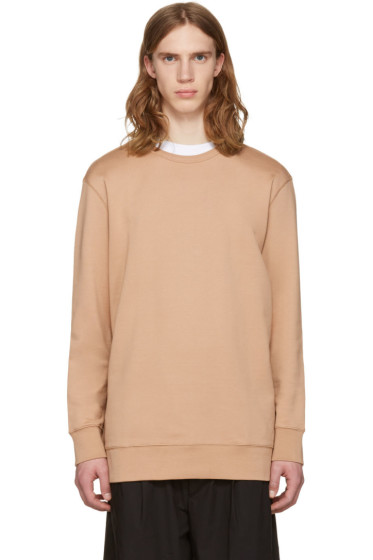 CMMN SWDN - Pink Oversized Artur Pullover