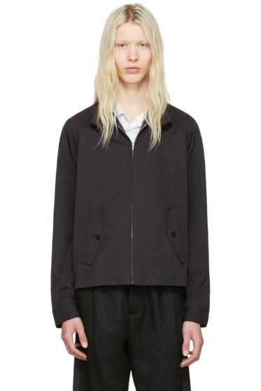 Fanmail - Black Harrington Jacket