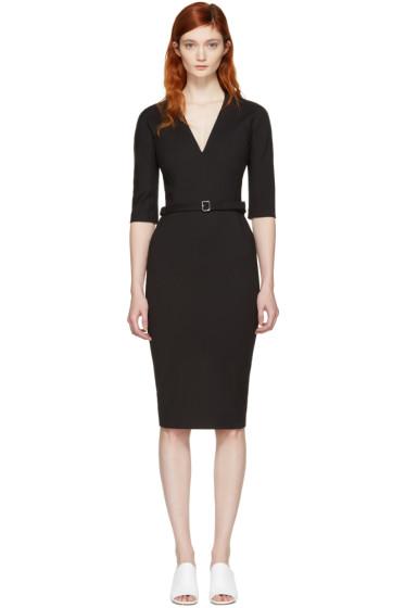 Victoria Beckham - Black Belted Dress
