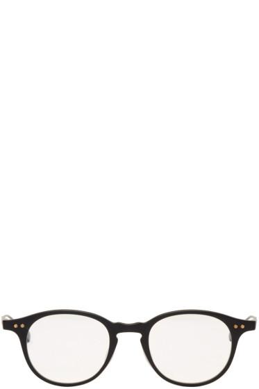 Dita - Black Ash Glasses