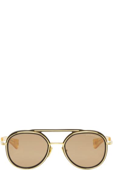Dita - Black Matte Spacecraft Sunglasses