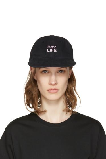 Perks and Mini - Black 'Psy Life' Cap