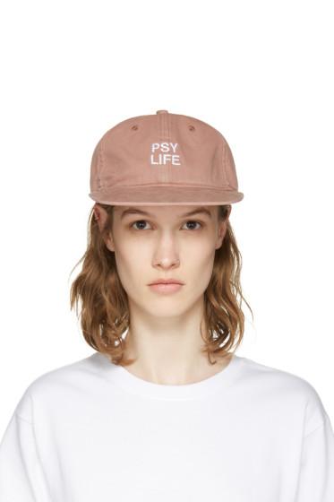 Perks and Mini - Pink 'Psy Life' Cap