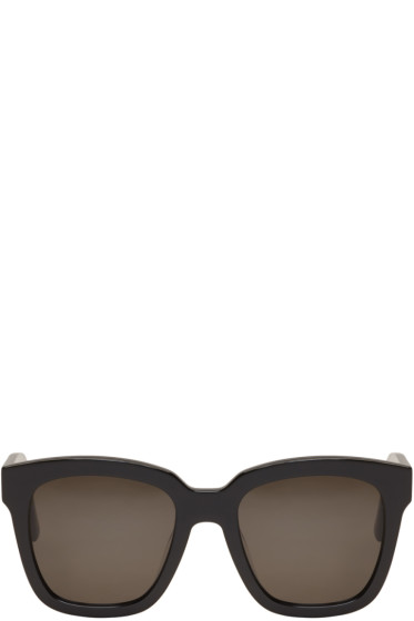 Gentle Monster - Black Dreamer Hoff Sunglasses