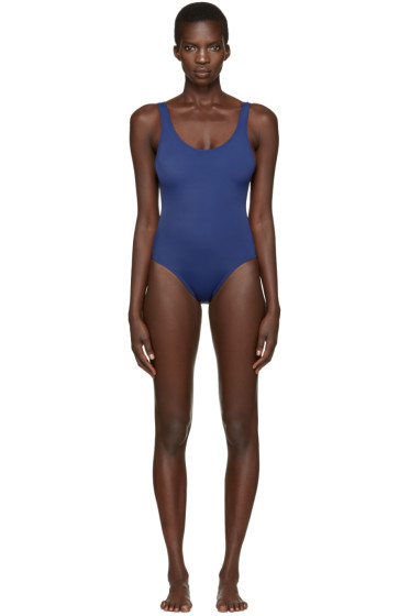 Solid & Striped - Navy The Anne-Marie Swimsuit
