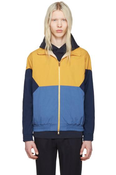 Aime Leon Dore - Yellow Zip Windbreaker Jacket