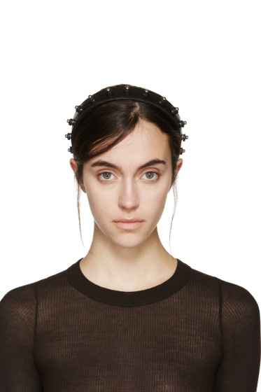 Fleet Ilya - Black Studded Liberty Headband