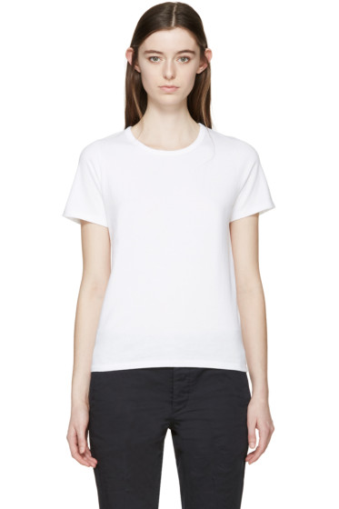Visvim - White Vintage T-Shirt
