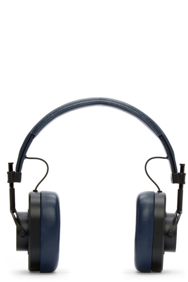 Master & Dynamic - Navy & Black MH40 Headphones