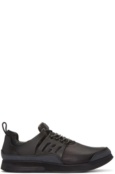 Hender Scheme - Black Manual Industrial Products 12 Sneakers