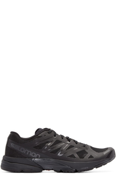 Salomon - Black S-Lab Speed Sneakers