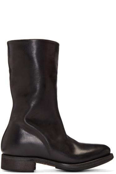 Cherevichkiotvichki - Black Country Goodyear Boots