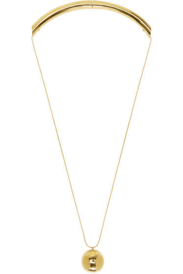 Prim by Michelle Elie - Gold Damia Necklace
