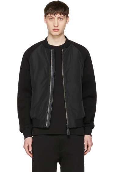 Mackage - Black Granger Bomber Jacket