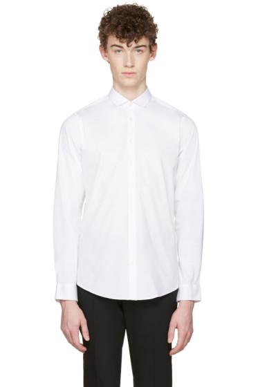 Tiger of Sweden - White Steel Shirt
