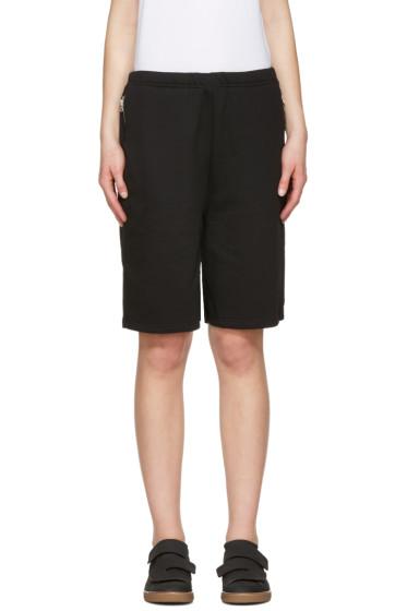 Acne Studios - Black Larna CLG Shorts