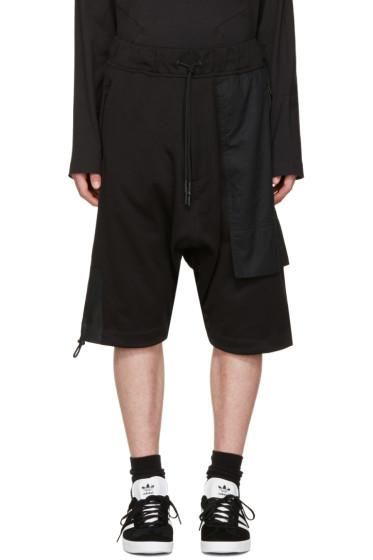 Y-3 - Black M SFT Shorts