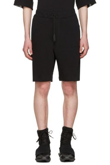 Y-3 - Black M F CRFT Shorts