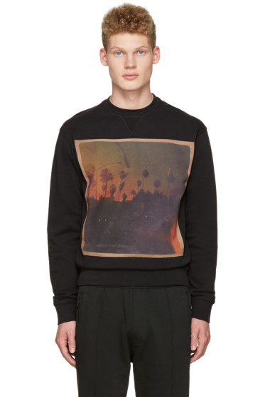 Dsquared2 - Black Road Trip Pullover