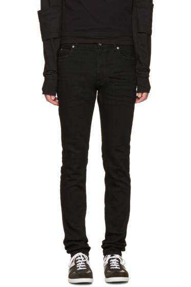 Maison Margiela - Black Slim Jeans