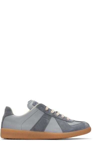 Maison Margiela - Grey Replica Sneakers