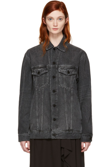 Alexander Wang - Grey Daze Oversized Jacket