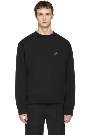 Alexander Wang - Black 'Girls' Pullover