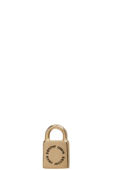 Marc Jacobs - Gold Single Lock Earring