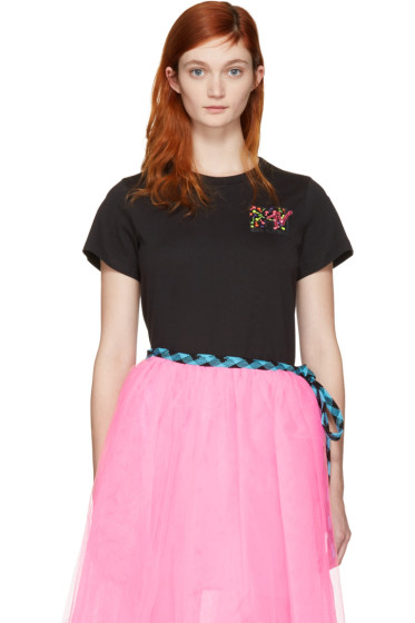 Marc Jacobs - Black Classic MTV T-Shirt