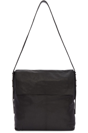 Rick Owens - Black Small Hobo Bag