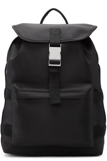 A.P.C. - Black Sylvain Backpack