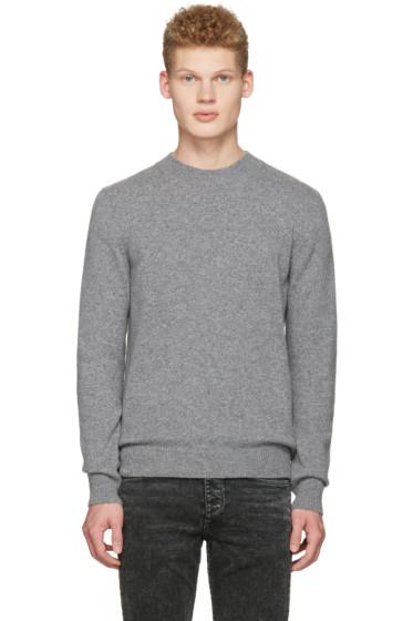 A.P.C. - Grey Submarine Sweater