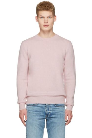A.P.C. - Pink Ringo Sweater