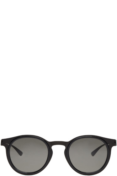 Damir Doma - Black Mykita Edition DD2.2 Sunglasses