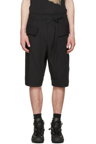 Damir Doma - Black Prys Shorts