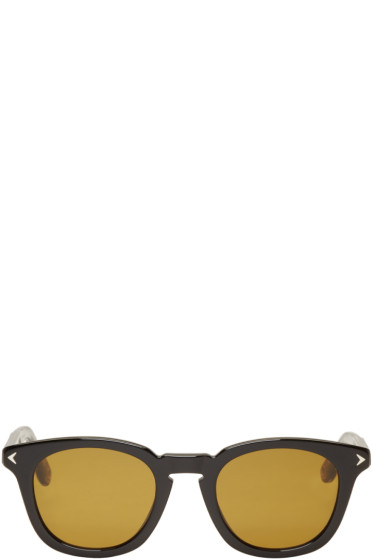 Givenchy - Black Square Sunglasses