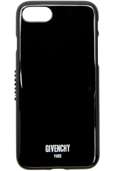 Givenchy - Black Logo iPhone 7 Case