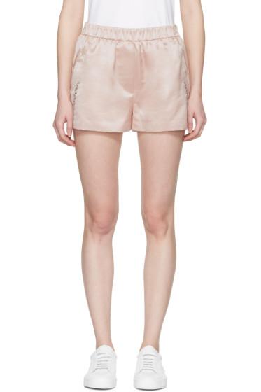3.1 Phillip Lim - Pink Western Shorts