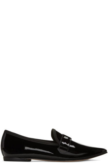 Repetto - Black Federica Loafers