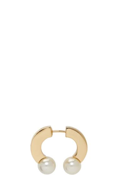 Chloé - Gold Darcey Earring