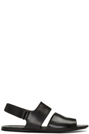 Marsèll - Black Arsella Sandals