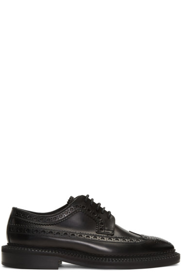 Burberry - Black Beltran Derbys