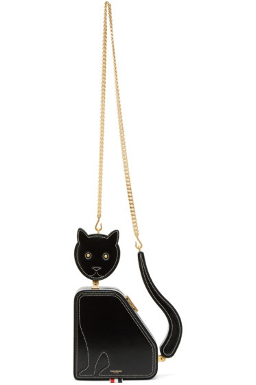 Thom Browne - Black Cat Bag