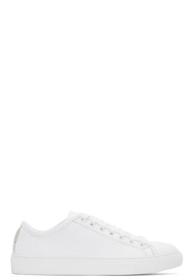 Diemme - White Veneto Low Sneakers