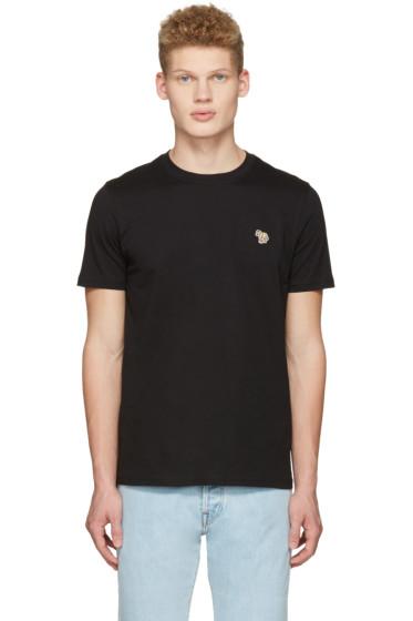 PS by Paul Smith - Black Zebra T-Shirt