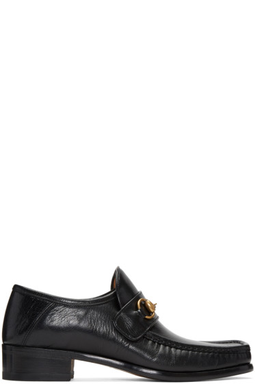 Gucci - Black Vegas Loafers