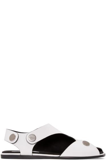 Stella McCartney - White Cowper Sandals