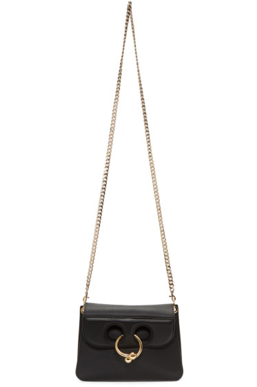 J.W.Anderson - Black Mini Pierce Bag