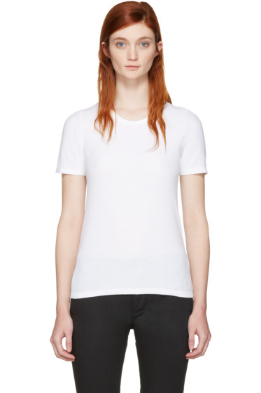 Visvim - White Basic Dry T-Shirt